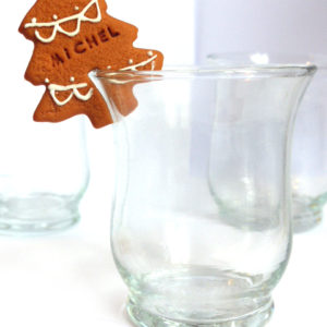 biscuit sapin marque-place