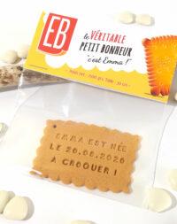 """Biscuit """"emballé"""""""