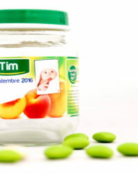 """Etiquettes """"blédyna"""" (vendues sans petit pot)"""