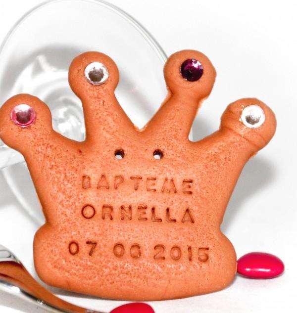 Biscuit couronne de princesse la fabrique de m line - Princesse meline ...