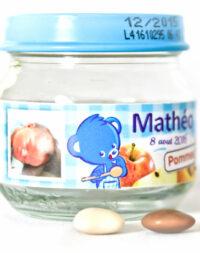 """Etiquettes """"Nestlait"""" (vendues sans petits pots)"""
