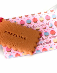"Menu biscuit ""petit beurre"", fille"