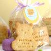 Biscuit ourson avec prénom et date