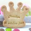 biscuit sablé couronne de princesse