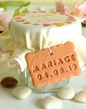 contenant dragées mariage