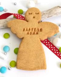 """Biscuit sablé """"ange"""" à personnaliser !"""