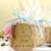 biscuit sablé hiboux personnalisé