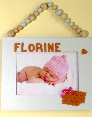 cadre photo naissance