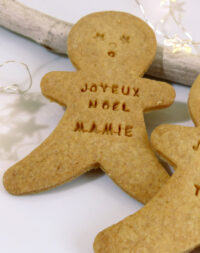 """x10 Biscuits sablés """"Mannele"""" personnalisés"""