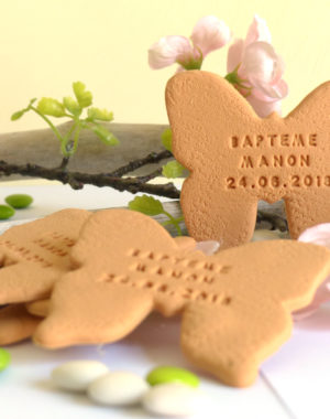 "Biscuit ""papillon"""
