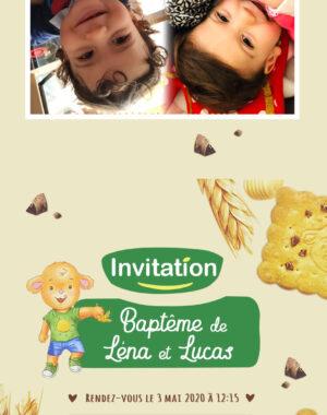Léna et Lucas