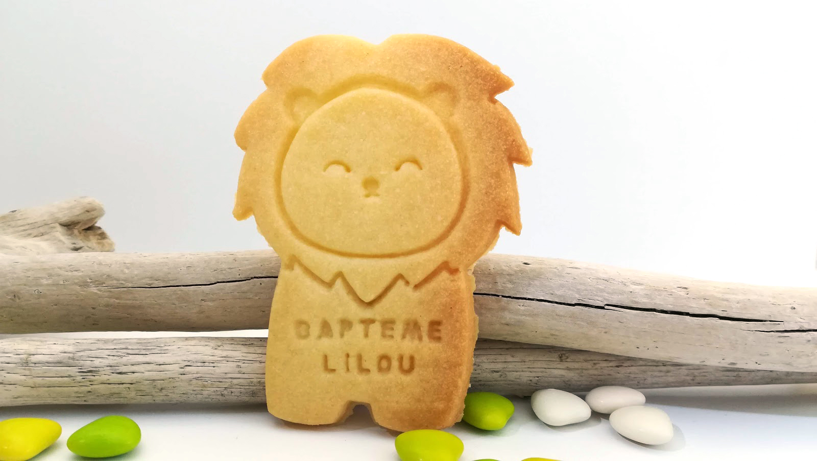 biscuit-lion-personnalise-vegan