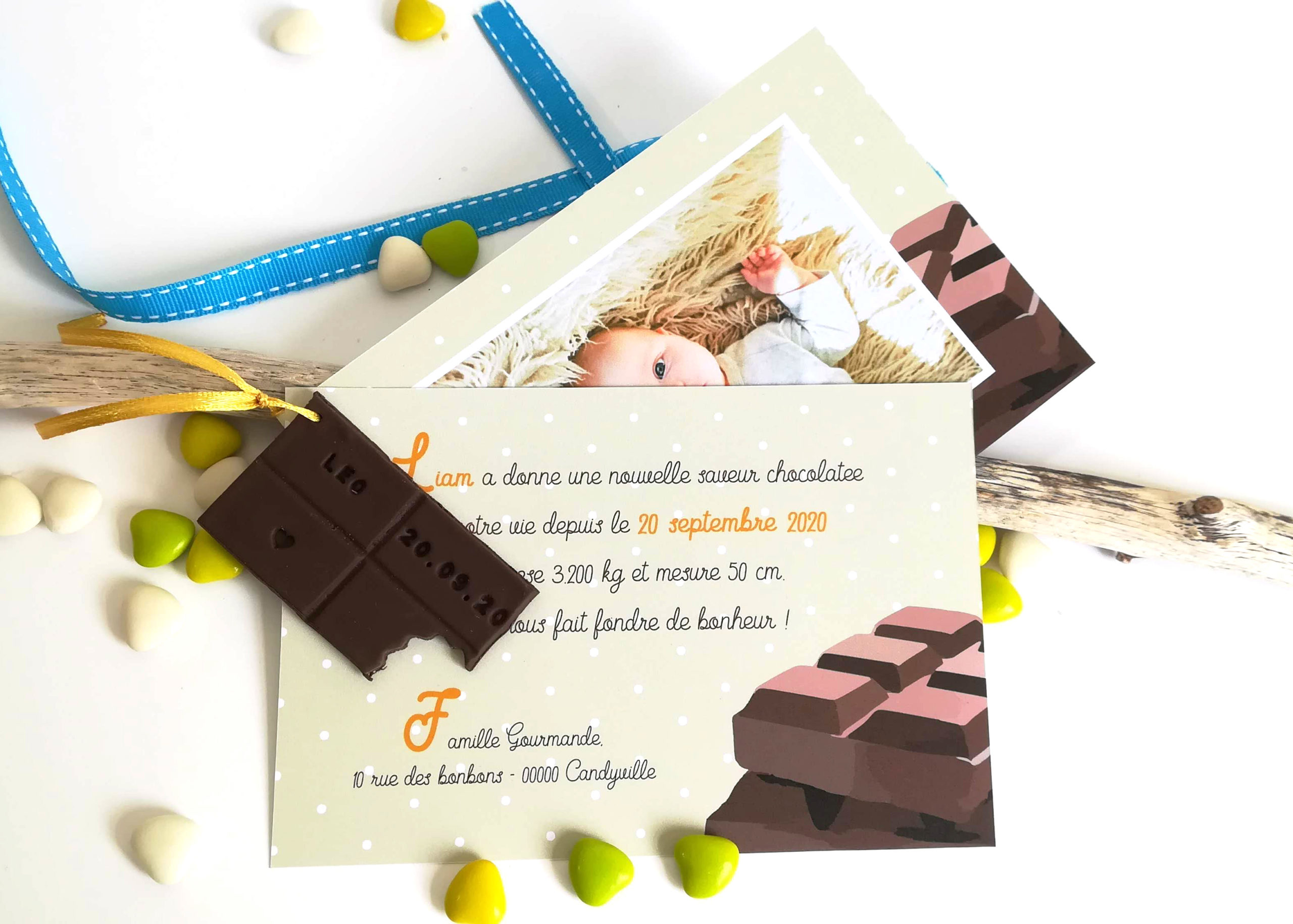 : faire-part-chocolat-tablette-personnalise