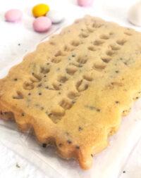 Biscuits personnalisés, aux graines de sésame, tournesol, et pavot