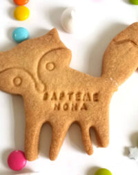 "Biscuits personnalisé ""renard"""