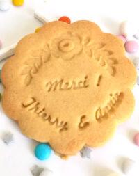 Biscuits champêtre personnalisé