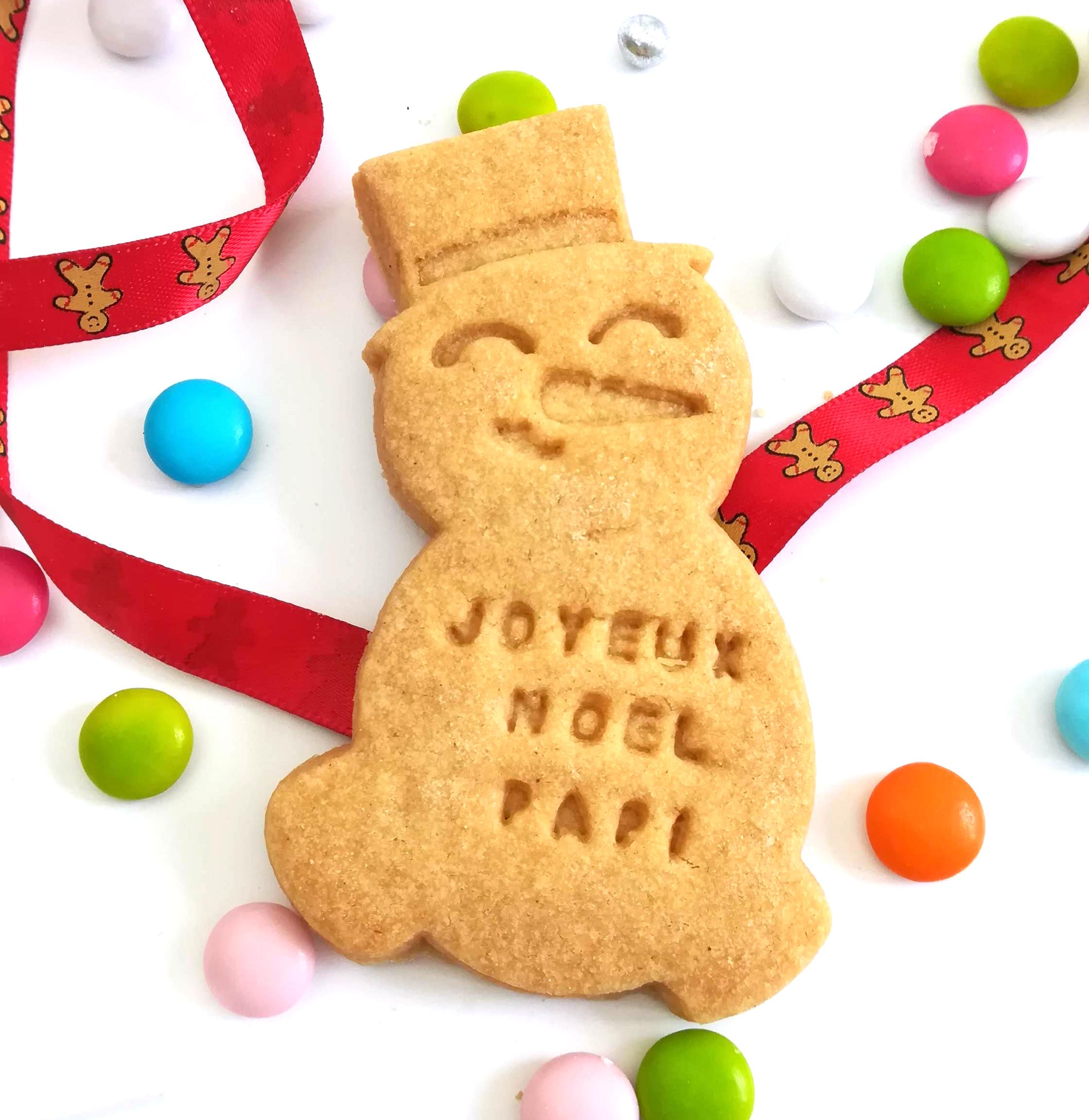 biscuit-personnalise-bonhomme-neige-noel