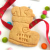 biscuit-personnalise-botte-noel
