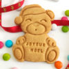 biscuit-personnalise-ourson-noel