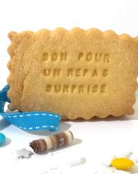 """Biscuit """"Petit beurre"""" de la Saint Valentin"""