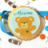 biscuit baby-shower personnalise