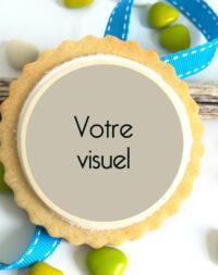 """Biscuit personnalisé """"sur-mesure"""""""