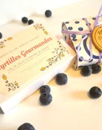 """Box """"spéciale fête des Mères"""" : saveurs & senteurs myrtilles !"""