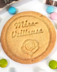 """Biscuit sablé """"Mére-veilleuse"""""""