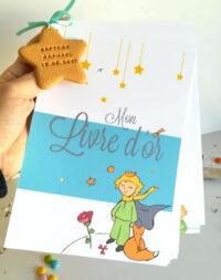 """Livre d'or, thème """"Petit Prince"""""""
