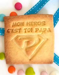 """Biscuits """"Super-héro"""""""