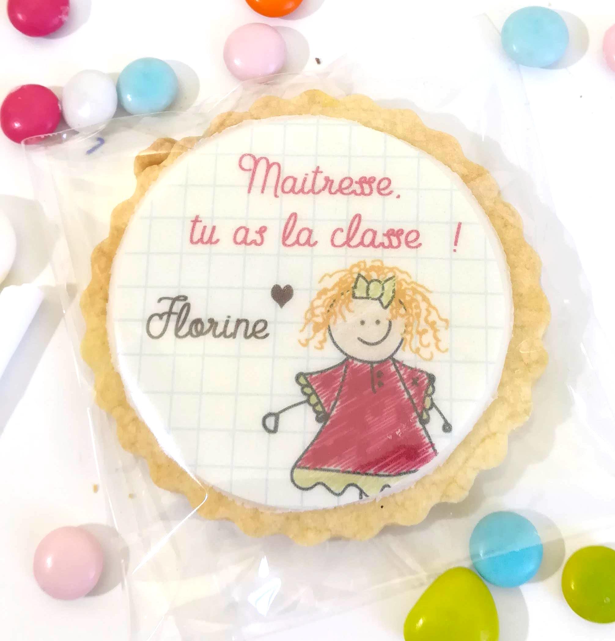 biscuit-personnalise-cadeau-maitresse