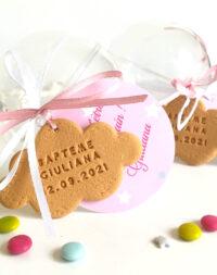 Boule à dragées & biscuit nuage